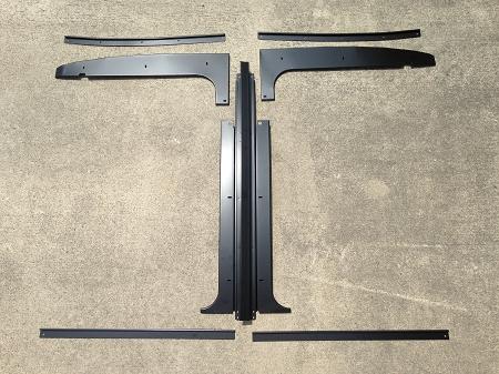 Complete Steel T-Top Kit