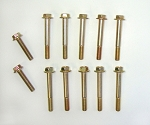 Body Mount Bolt Bolts Kit