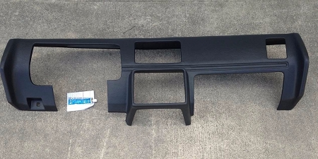 With Outside Speaker El Camino Molded Dash Pad Outer Shell Full Cover