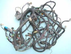 used engine headlight wiring harness headlight relay harness engine wiring harness headlight wiring harness #2