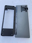 New Gray Console Door Lid and Hinge (Free Shipping)