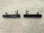 Outer Door Handles Set, Black (Free Shipping)