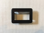 Black Rear Defrost Switch Bezel (Used) (Free Shipping)