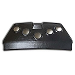 86-87 Monte Carlo Aerocoupe 5 Speaker Rear Shelf