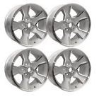 "17""x8"" Aluminum  N90 Wheels (set of 4)"