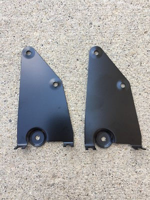 Buick Radio Mounting Brackets (Free Shipping)