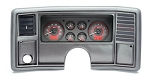 1978-88 Dakota Digital Dash Red Carbon Fiber