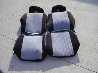 grand national bucket seat covers