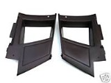 Used Monte Carlo Rear Upper Quarter Sail Panel Interior Trim Set
