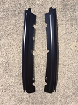 81-88 Monte Carlo & SS without T-Tops B Pillar Molding Trim Black (Free Shipping)