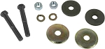 Radiator Core Support Bushings Bolt Hardware Kit