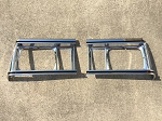 81 El Camino Malibu Headlight Bezel Set