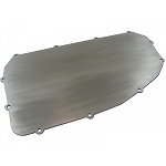 Aluminum A/C, Heater Box Delete Plate Cover Up
