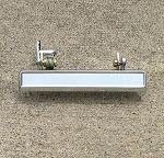 Right Outer Door Handle - Chrome (Free Shipping)
