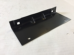 New Front Bumper License Tag Bracket Black Grand National