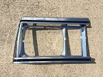 81 El Camino Malibu Headlight Bezel - Right