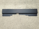 78-88 G-Body Custom Black Smooth Radiator Support (Free Shipping)