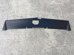 1983-1988 Monte Carlo SS Air Box Top Plate Cover Up Bead Rolled Black