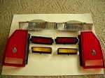 Complete 8pc Light Set 87-88 Monte Carlo SS (Free Shipping)