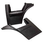 Monte Carlo Rear Lower Quarter Panel Interior Trim Set