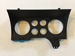 New Reproduction Factory Gauge Bezel Shadow Box Dash Housing