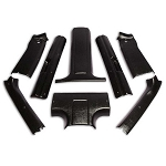 1978-85 8 Piece T-Top Trim Kit - Non-Locking