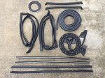Monte Carlo SS T-Top Complete 13 pc Weatherstrip Seal Kit