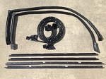 El Camino 8 pc Weatherstrip Seal Kit