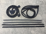 Monte Carlo SS 8 pc Weatherstrip Seal Kit